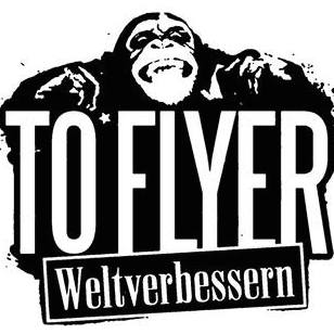 To Flyer - Weltverbessern Release Party