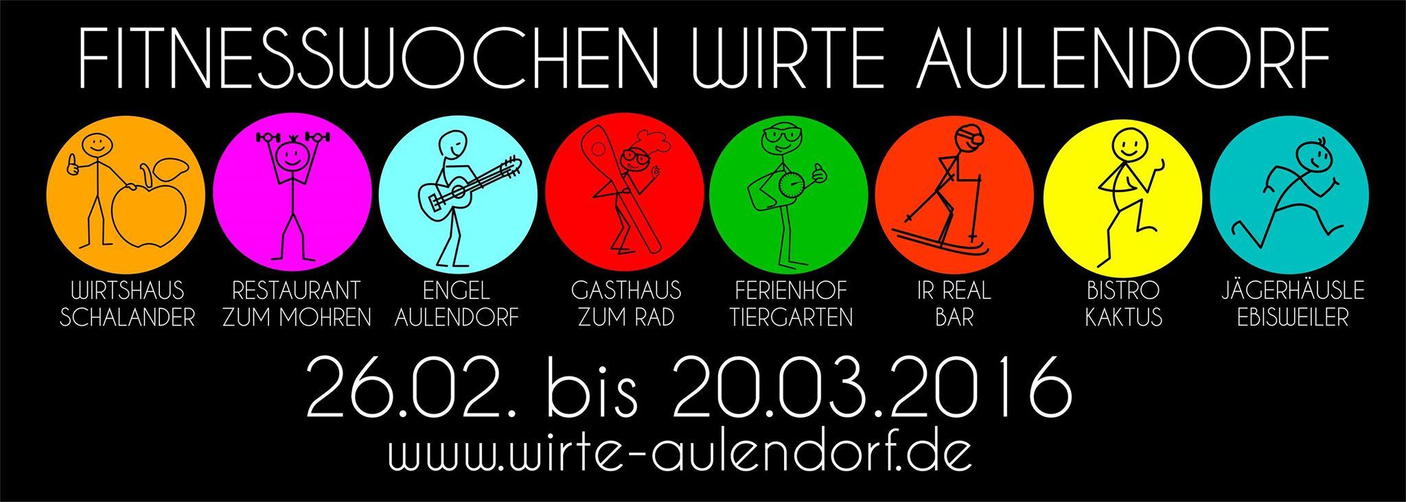 Banner Fitnesswochen Aulendorf 2016