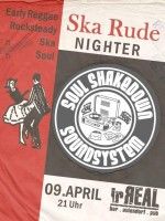 Ska Rude Nighter April