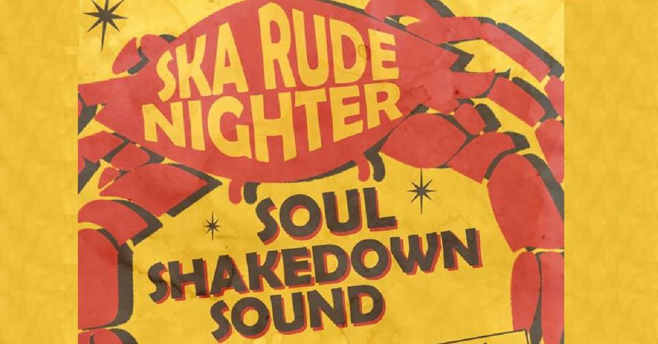 Ska Rude Nighter 3.3.2018 irReal Aulendorf