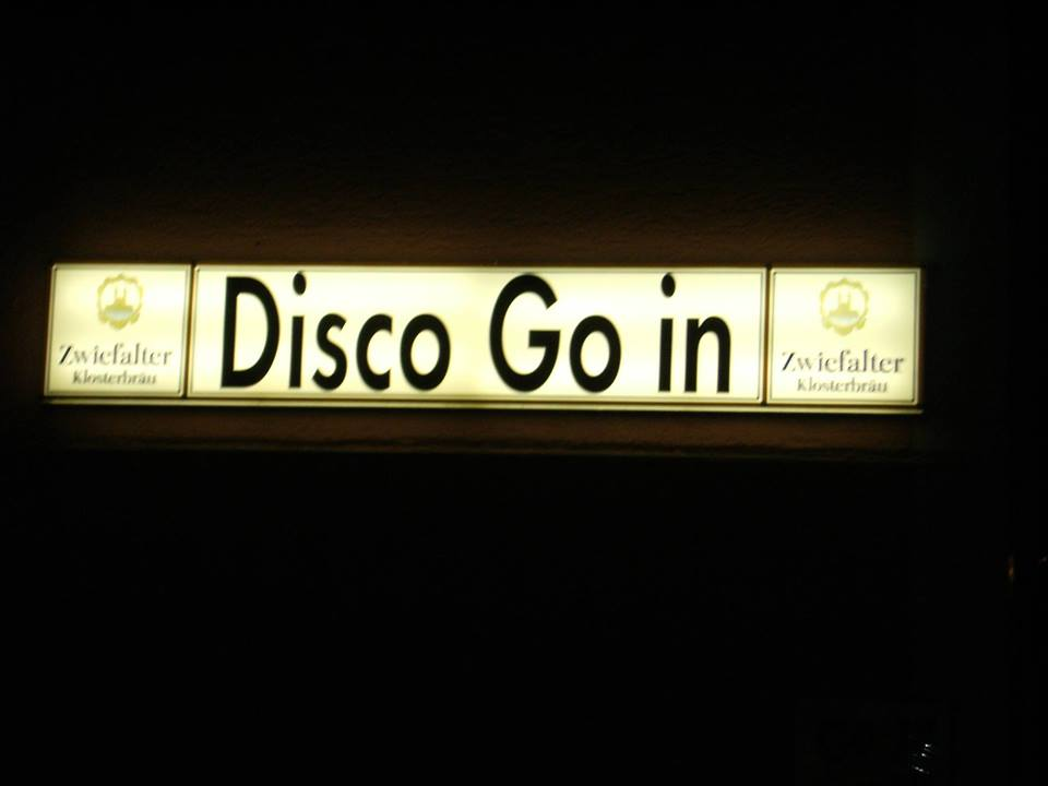 Disco Go-In