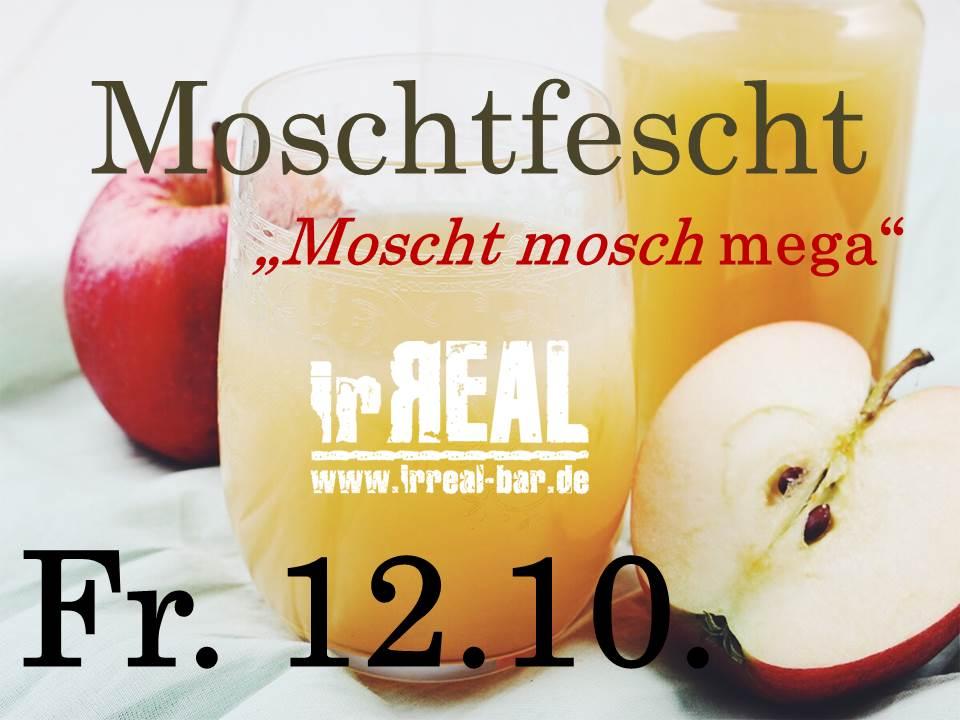 Mostfest 2018 irReal Aulendorf