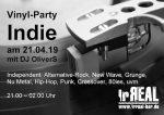 Vinyl Party Indie irREAL Aulendorf