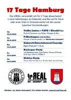 17 Tage Hamburg Poster