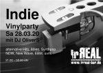 Indi Vinyl Party 28.03.2020